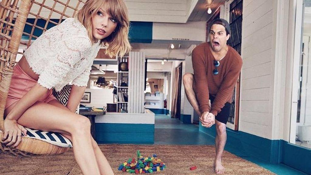 Con Taylor Swift
