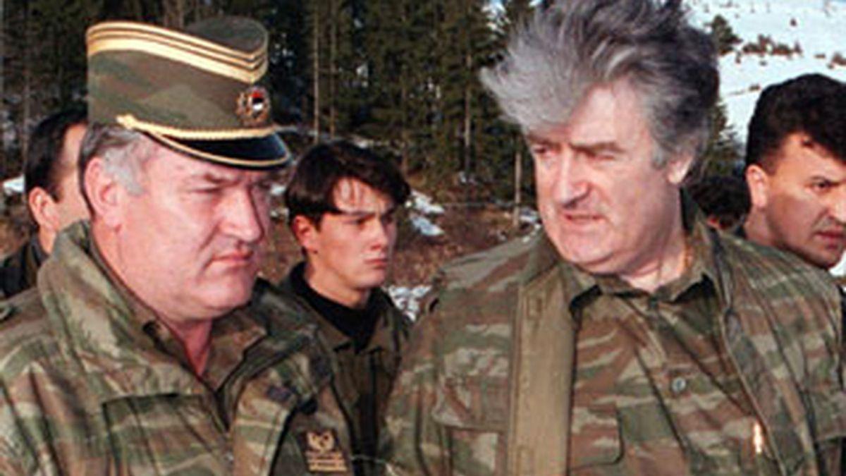 Mladic, hoy por hoy, es el criminal de guerra europeo más buscado. Vídeo: Informativos Telecinco