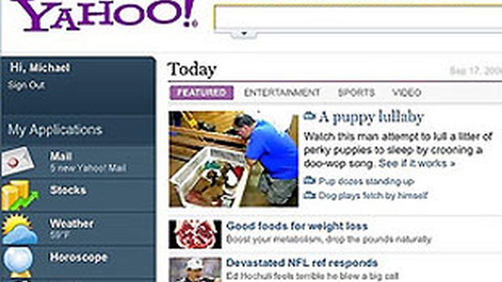 Yahoo! ha estado presente en el congreso mundial Internet World Wide Web.