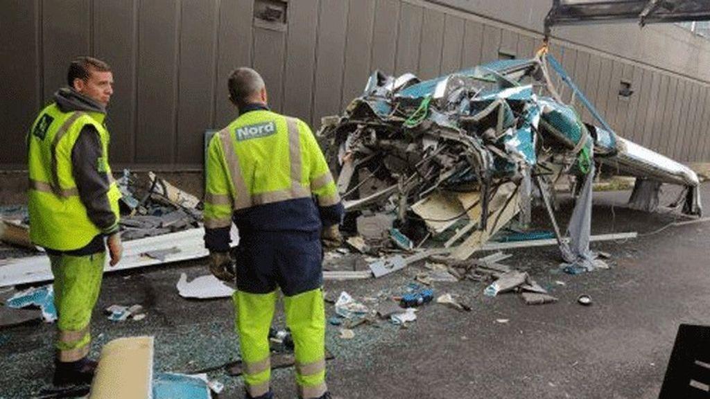 Accidente de autobús en Francia