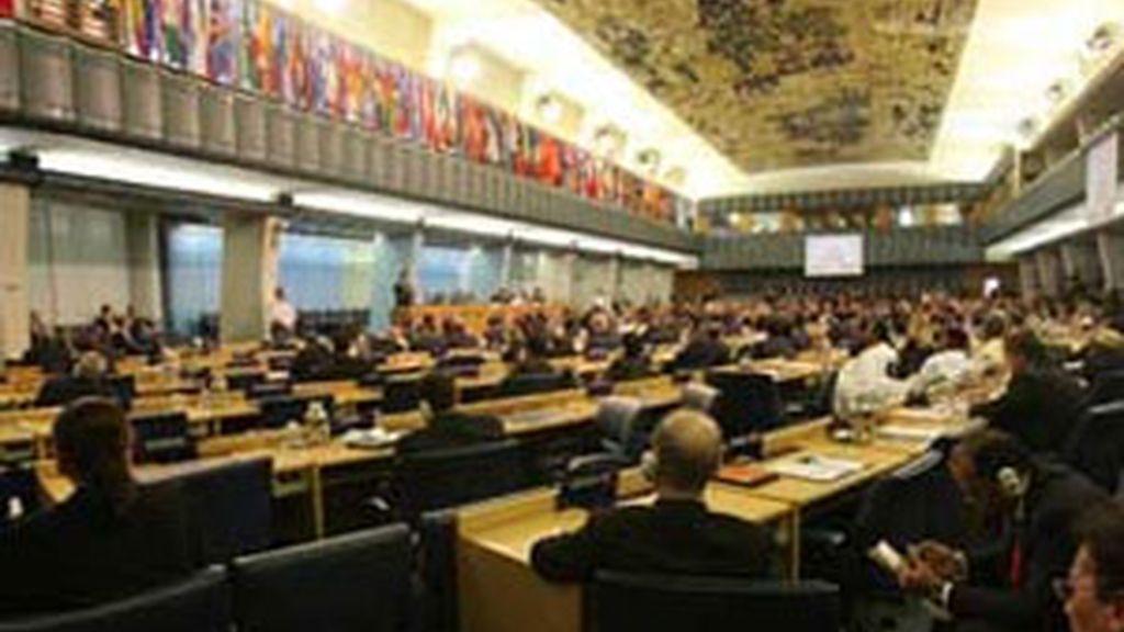 La Cumbre fue llevada a cabo en Roma. Foto: EFE.