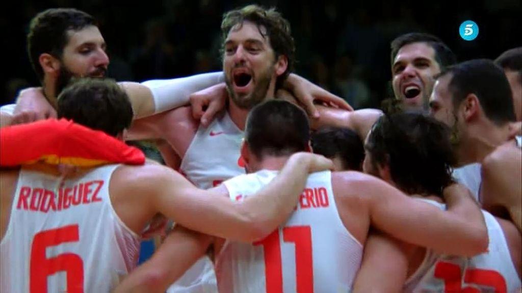 España, Eurobasket, Pau Gasol