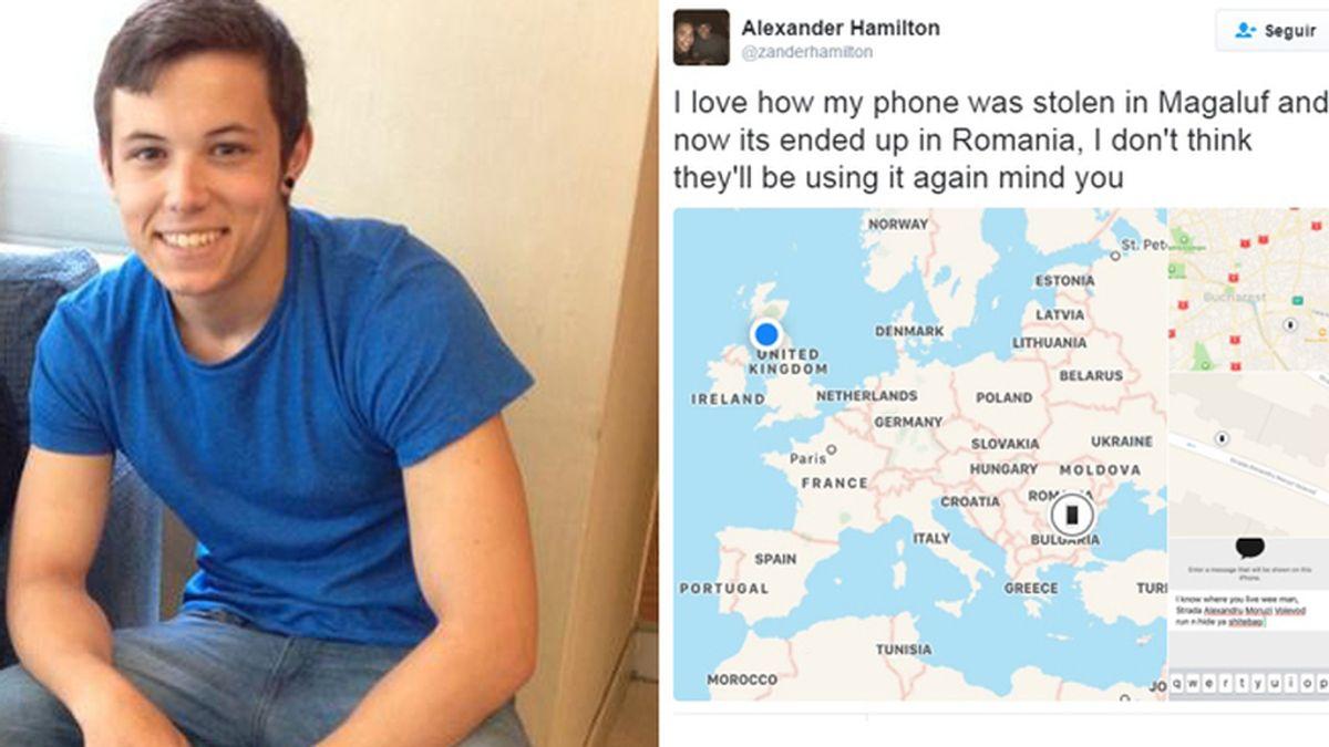 """Rastrea su iPhone robado en Magaluf y aparece en Rumanía: """"Corre y escóndete"""""""