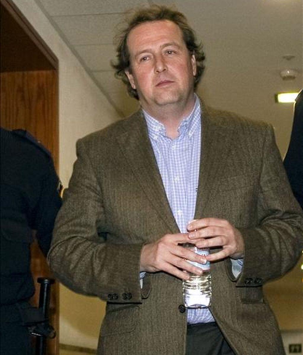 El ex conseller de Turismo por Unió Mallorquina (UM) Francesc Buils, detenido en la segunda fase del caso Voltor de supuesta corrupción. EFE/ Archivo