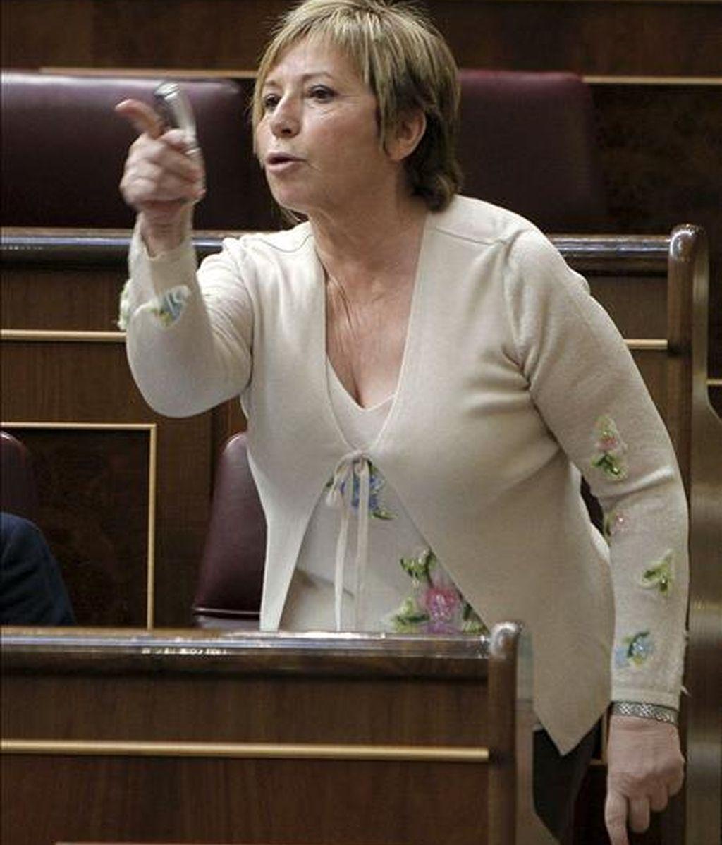 Villalobos salió en defensa del alcalde de Málaga. Vídeo: Informativos Telecinco