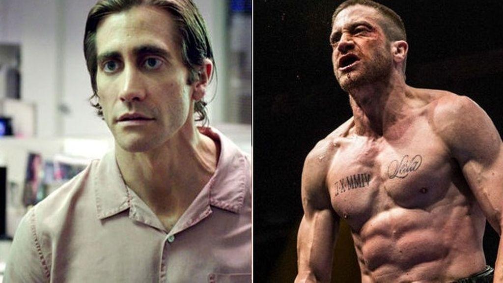 Brutal transformación física de Jake Gyllenhaal en el tráiler de Southpaw