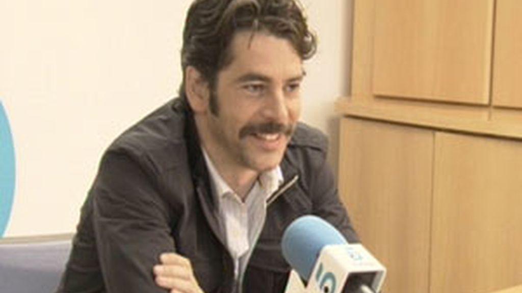 Eduardo Noriega nos cuenta de qué trata 'El mal ajeno'. Video: Informativos Telecinco.