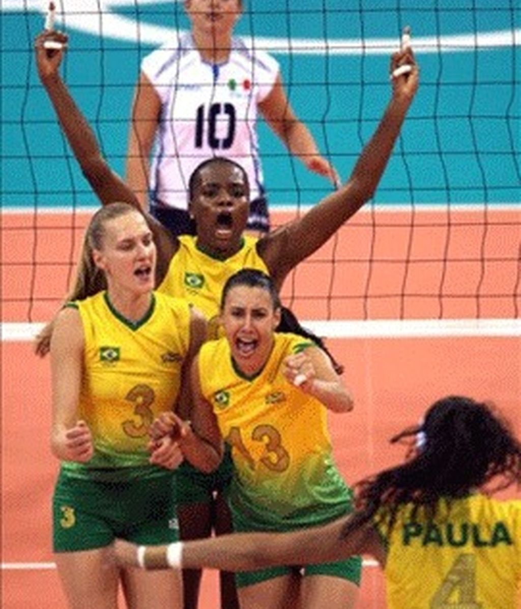 0-3. Plácida victoria brasileña sobre Japón para llegar a semifinales