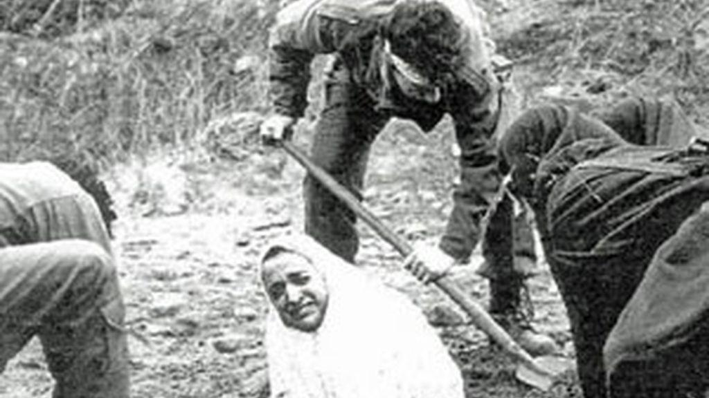 """En Irán, la lapidación es preceptiva en caso de """"adulterio estando casado"""". Foto: Archivo."""