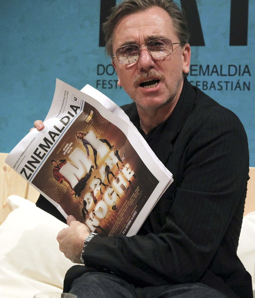 Tim Roth en la sección 'Horizontes Latinos'