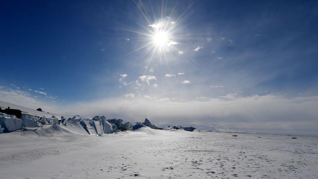 La Antártida, el nuevo paraíso natural