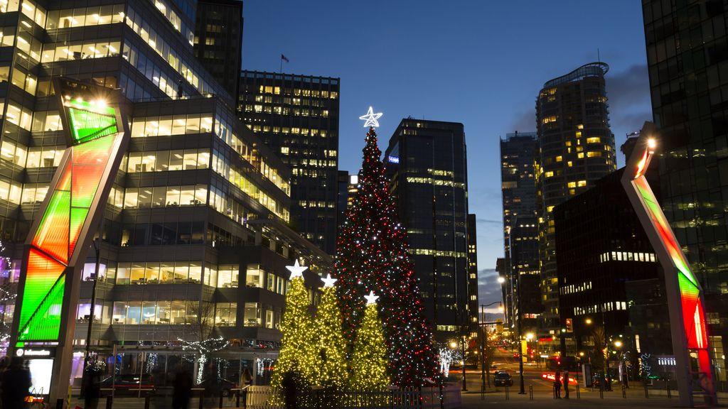 Vancouver, Canadá / 21 de noviembre – 24 de diciembre