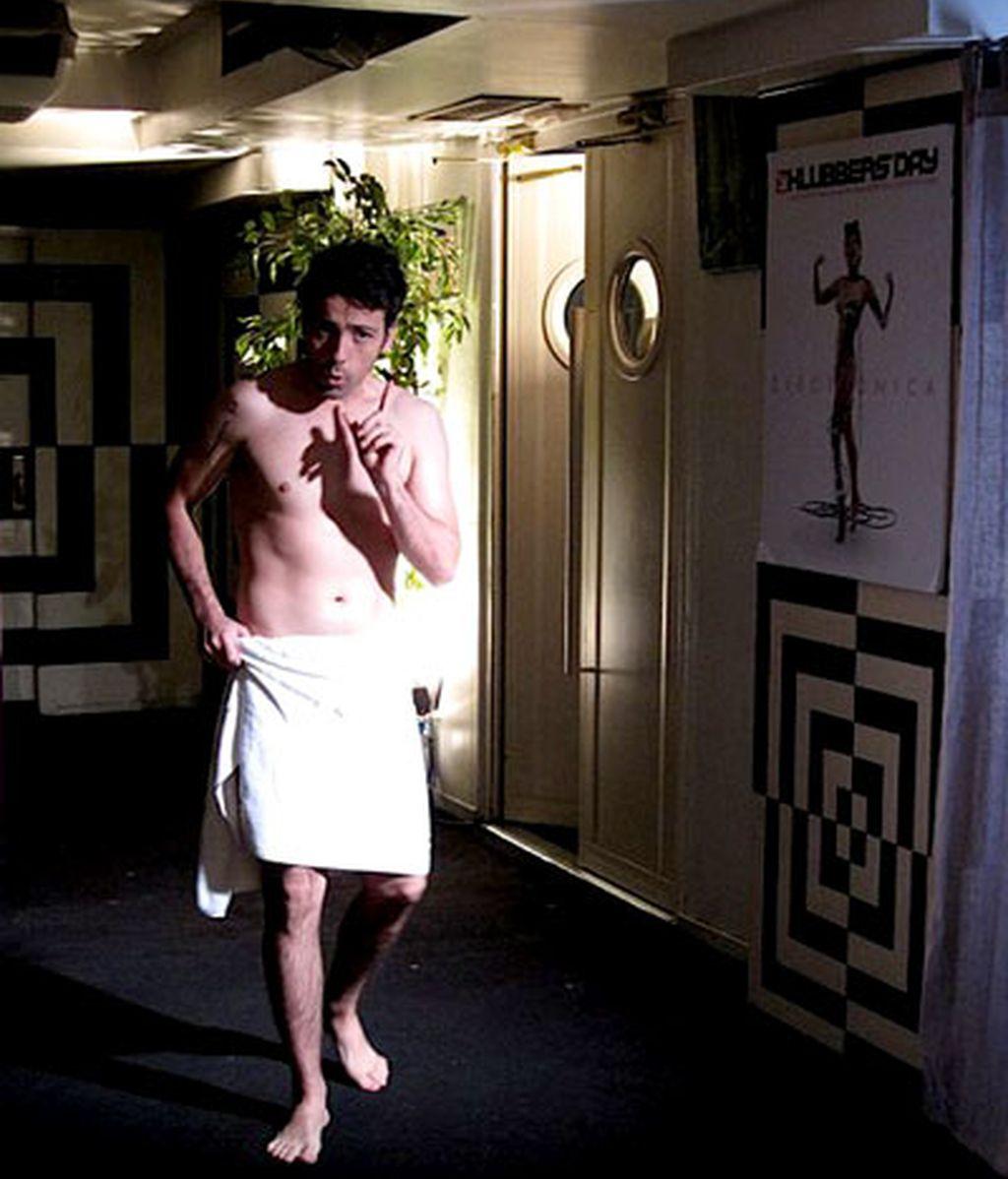 Capitulo 1x12: 'Todos a la sauna'