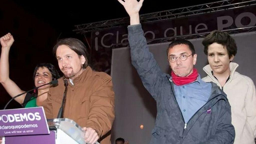 Froilán, seguidor de Podemos y sus parodias