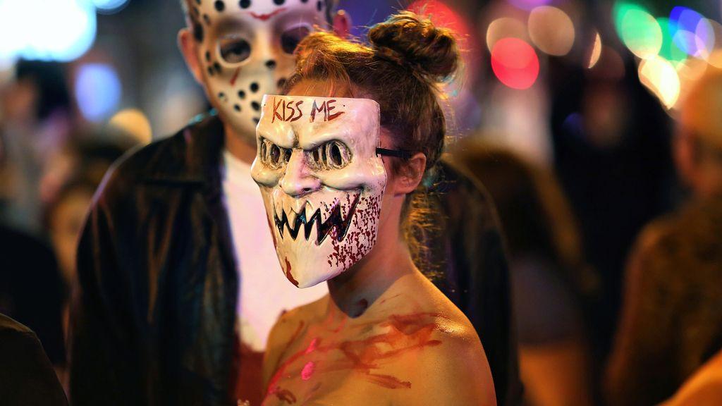 En Hollywood se celebra así Halloween