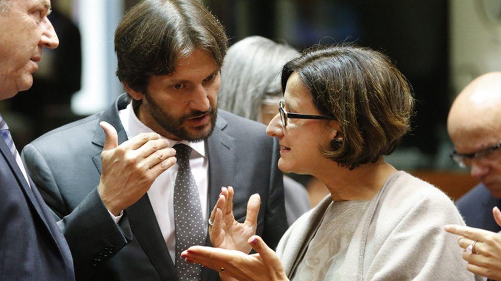 Consejo de ministros de Justicia e Interior de la UE
