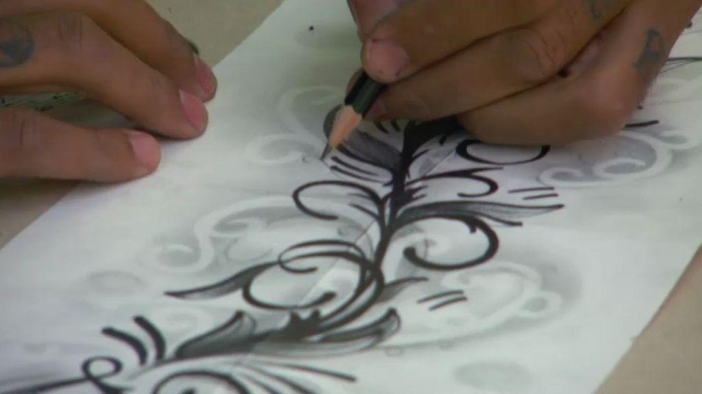 El arte del tatuaje llega a Energy con 'Best Ink'