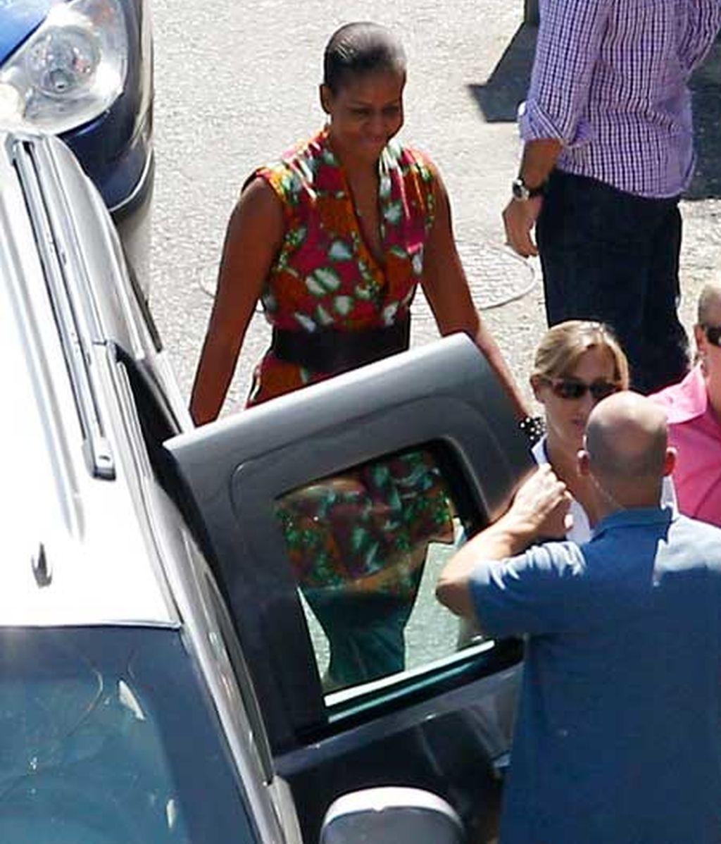 La primera dama flamenca