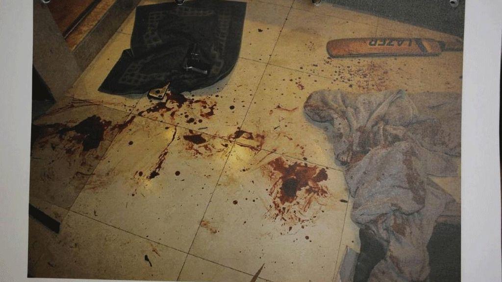 Las imágenes que incriminan a Oscar Pistorius