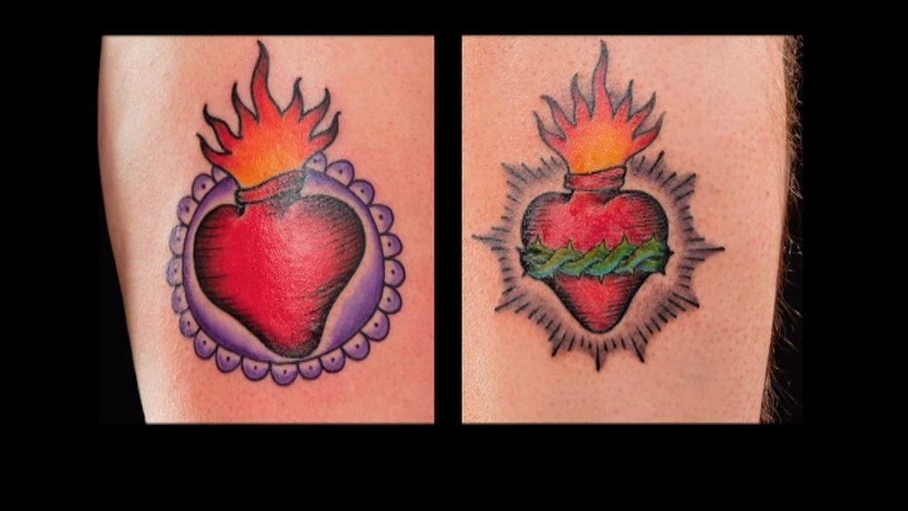 Los aspirantes de 'Best Ink' tatuan a parejas