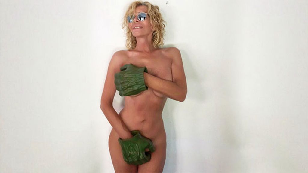 Abril: Bibiana evitó la censura gracias a las manos de Hulk