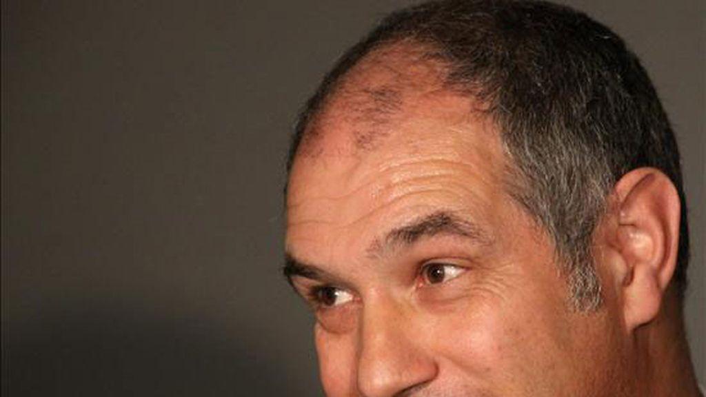 Andoni Zubizarreta, director deportivo del Barça. Foto: EFE/Archivo