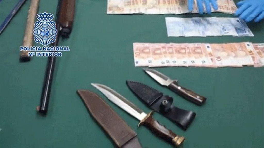 Intervenidos 16 kilos de cocaína y detenidas 32 personas en Málaga