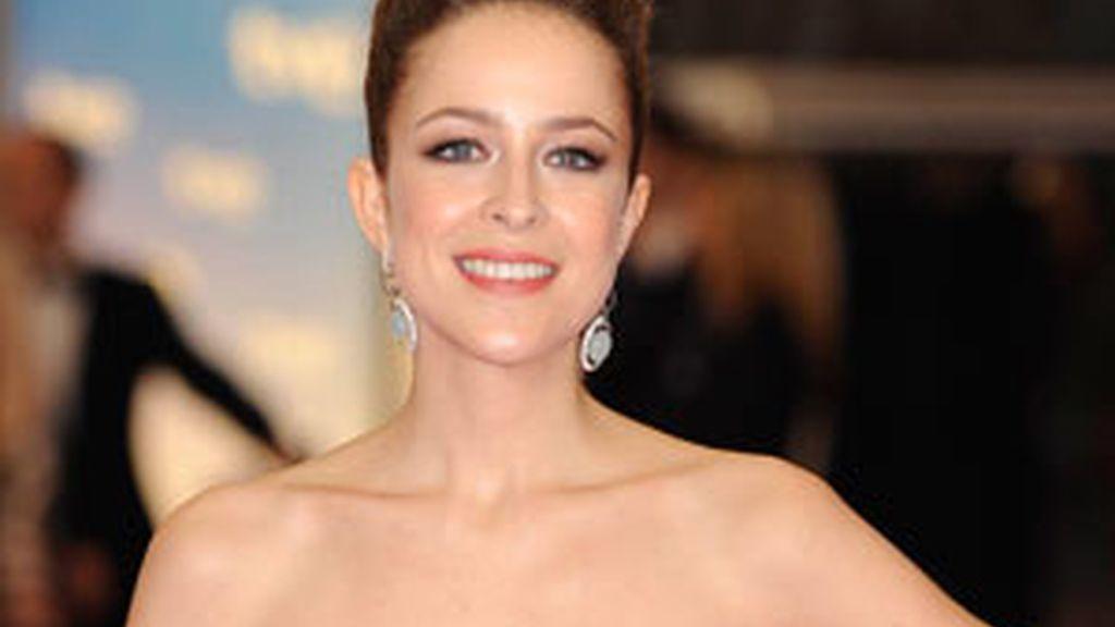La actriz, de 32 años, en la última edición de los Premios Goya. Foto: Gtres