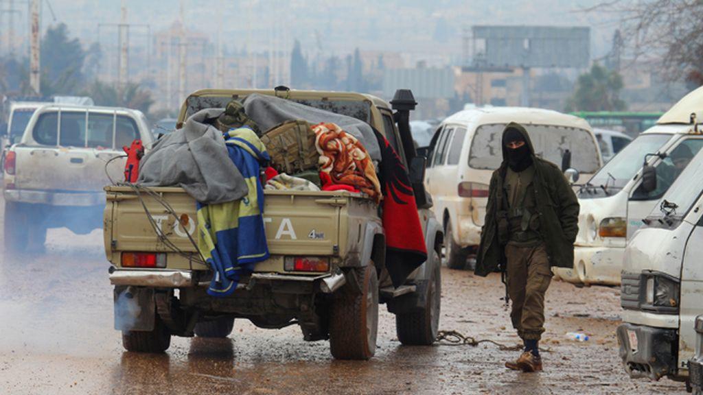El Ejército sirio anuncia la reconquista de Alepo oriental