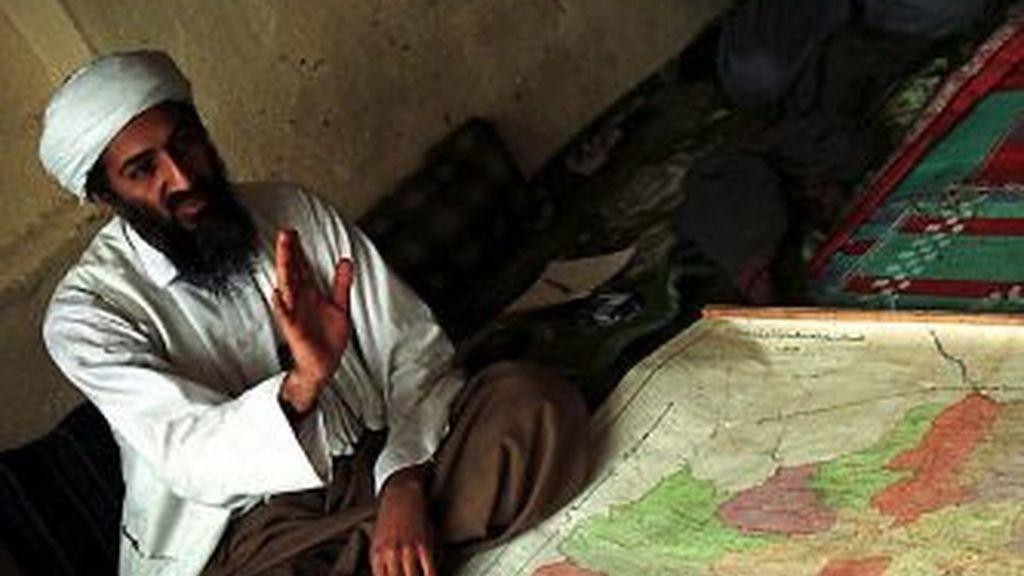 Imagen de archivo del fallecido Osama Bin Laden. Foto: Gtres