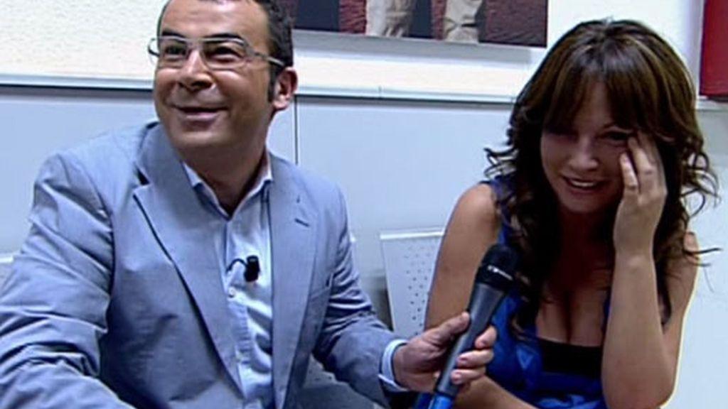 El nuevo plató de 'Sálvame', los pasillos de Telecinco