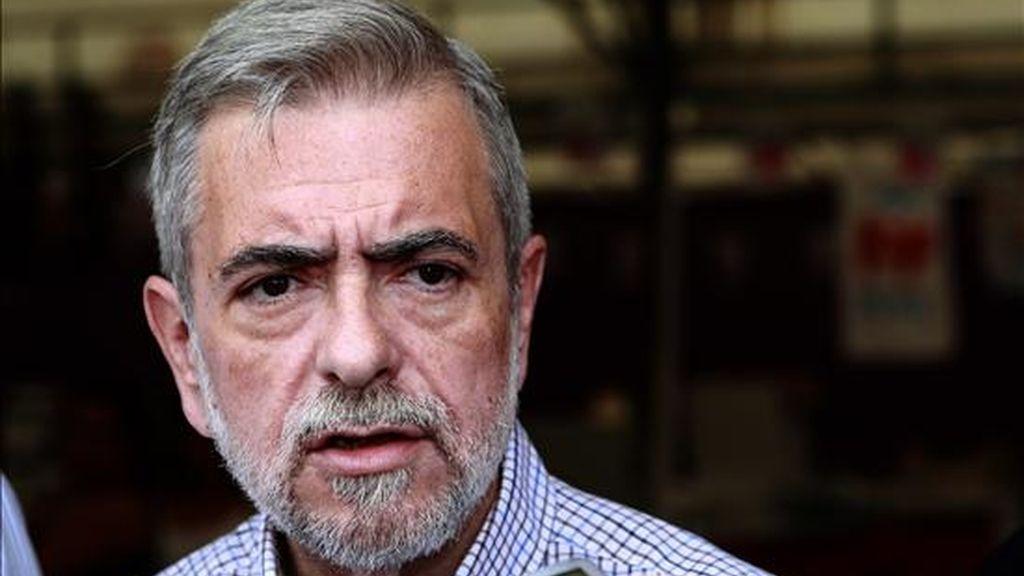 El consejero madrileño de Economía, Antonio Beteta. EFE/Archivo