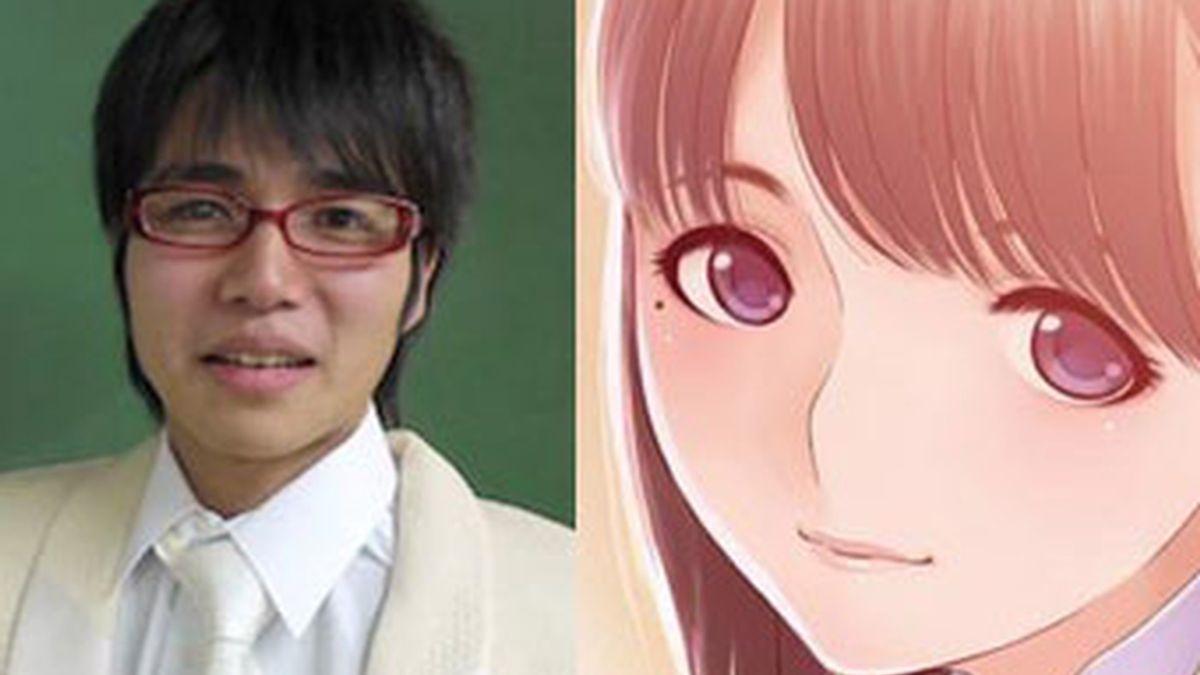 El usuario Sal9000 y su esposa virtual, Nene Anegasaki, un personaje del videojuego Love Plus.