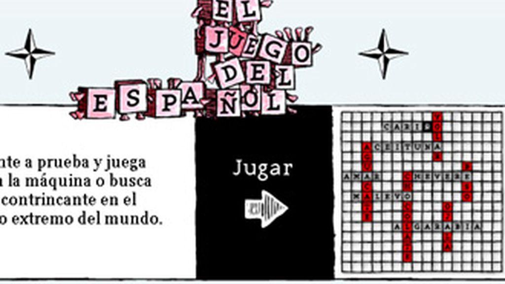 El Instituto Cervantes busca online la palabra favorita en español.