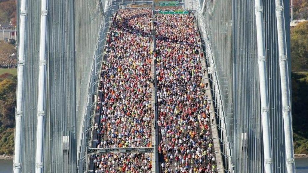 correr, maraton, Nueva York, Pablo, Constantino