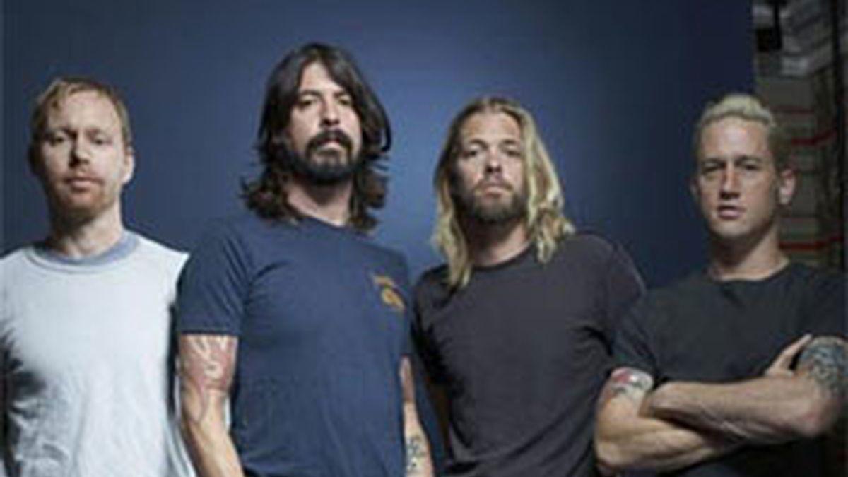 Foo Fighters celebra sus 15 años con un concierto en Facebook