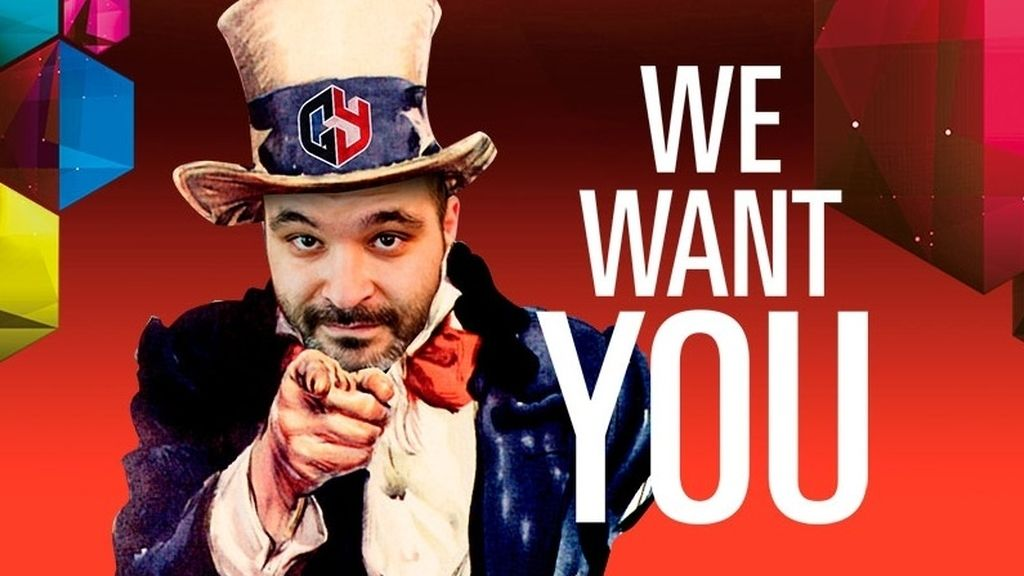 we want you, gamergy, lvp