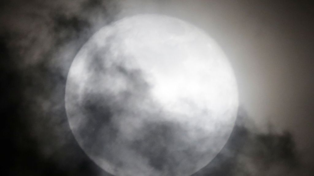 Noche de superluna