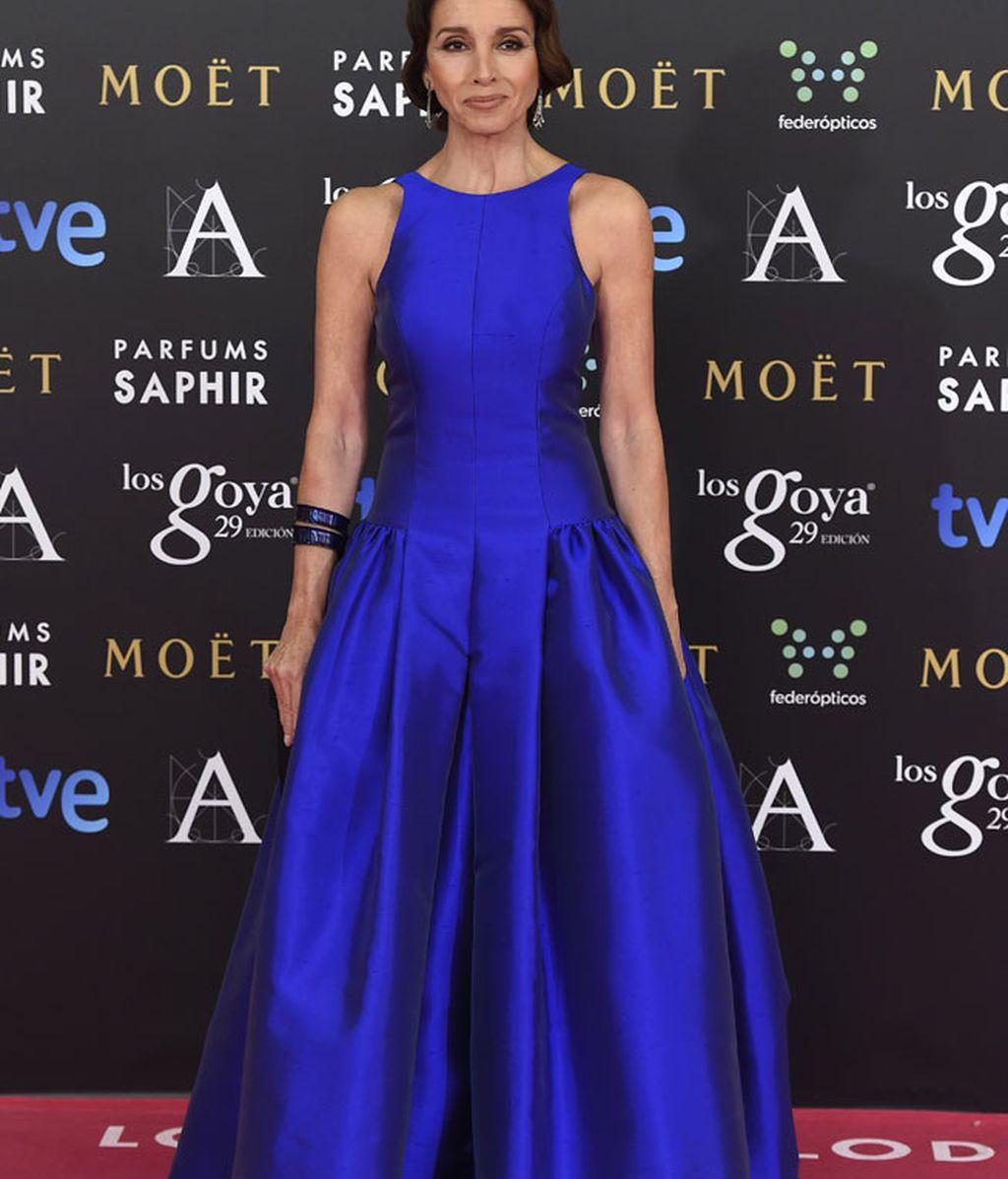 Ana Belén con vestido de Tot-Hom