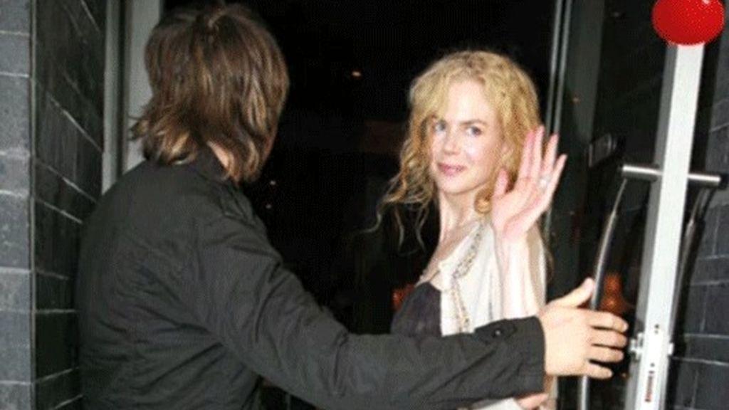 Nicole Kidman 'embriagada' de felicidad