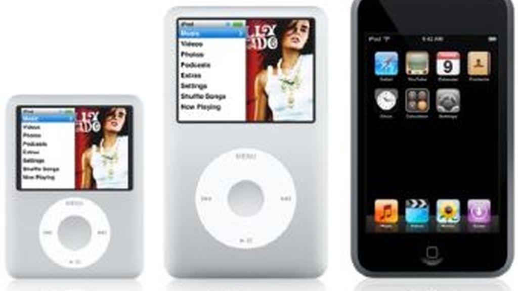 Los iPod son los reproductores de música más populares del mundo.