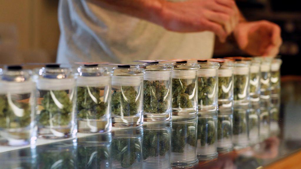 La marihuana como tratamiento medicinal en California