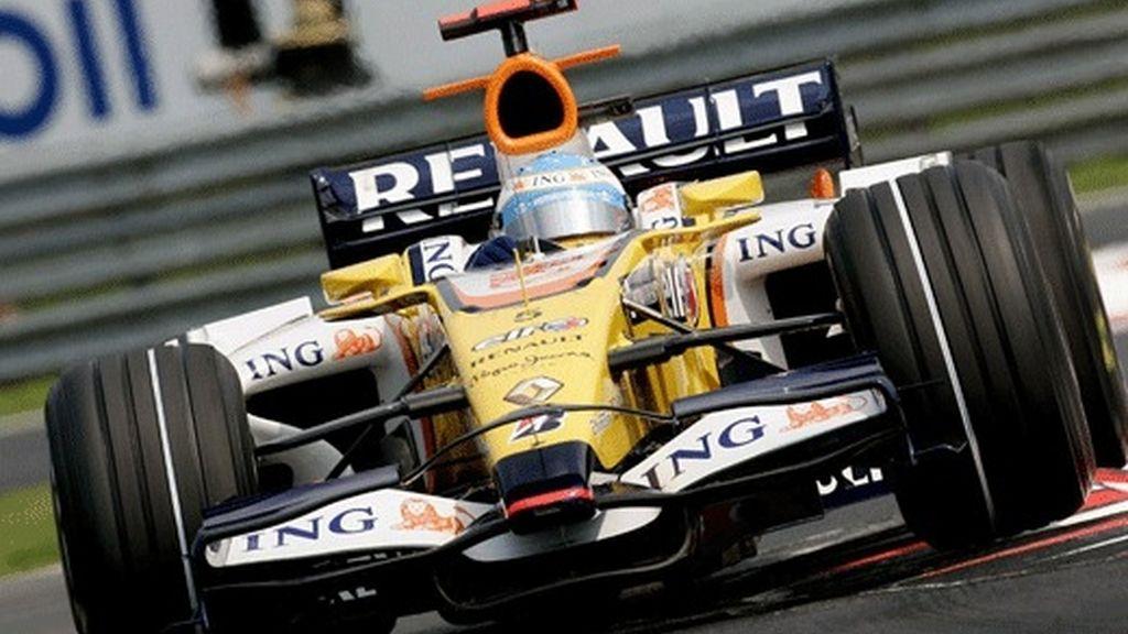 Fernando Alonso obtiene la cuarta posición en el GP de Hungría