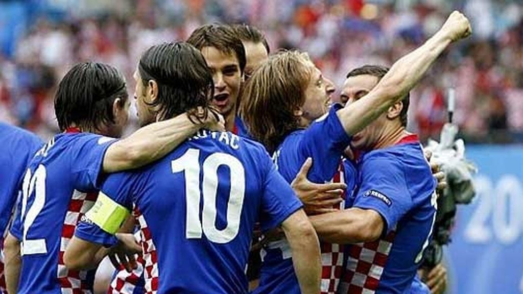 Austria - Croacia (0-1)