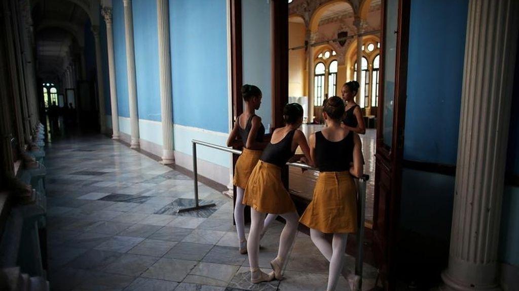 Descanso del ballet