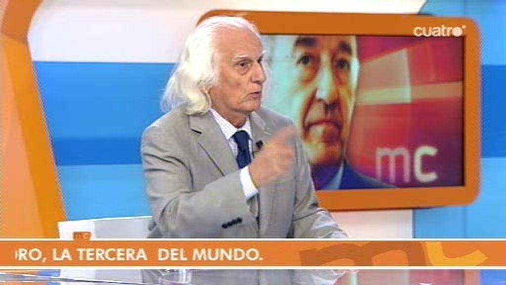 Arturo González discrepa sobre el plan B que pide el Gobernador del Banco de España
