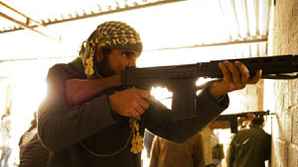 La situación en Misrata se complica día a día para los rebeldes. Foto: EFE