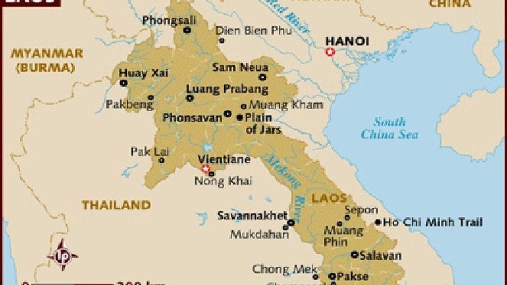 Dos españoles muertos en un accidente de autobús en Laos