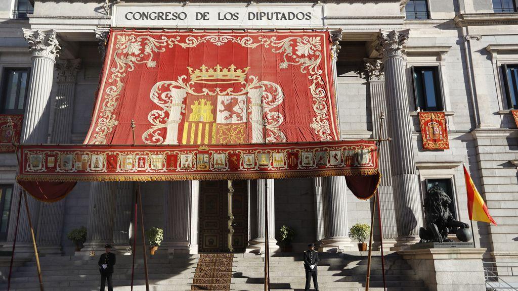 Apertura Legislatura Congreso