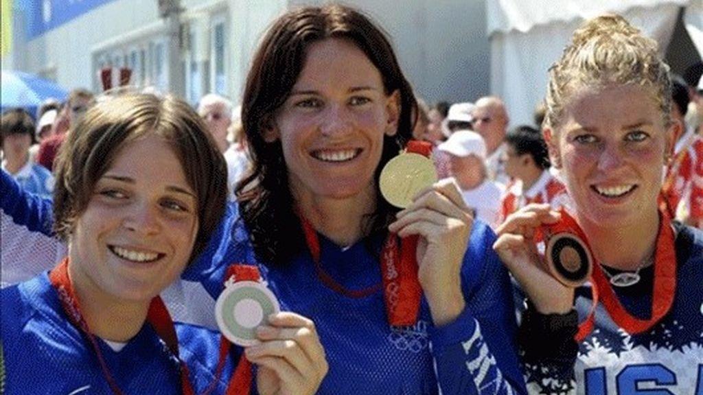 Strombergs y Chausson, primeros campeones olímpicos de BMX